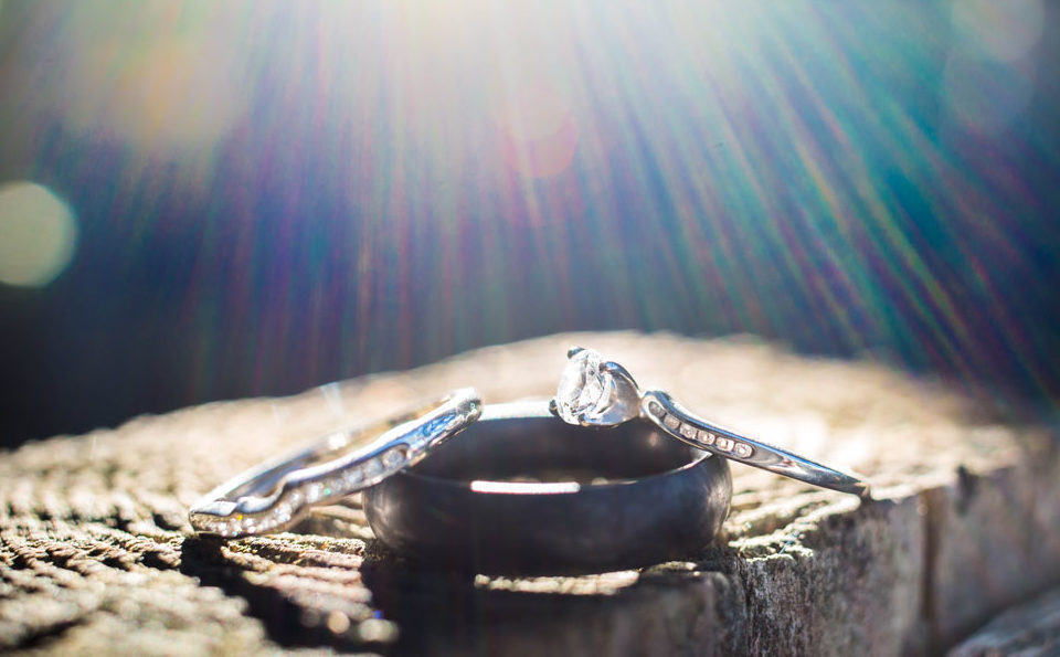 Macpherson Photography Wedding ring