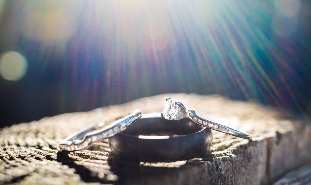 Macpherson Photography Wedding ring
