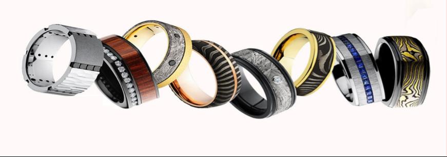 Lashbrook Mens Engagement Ring